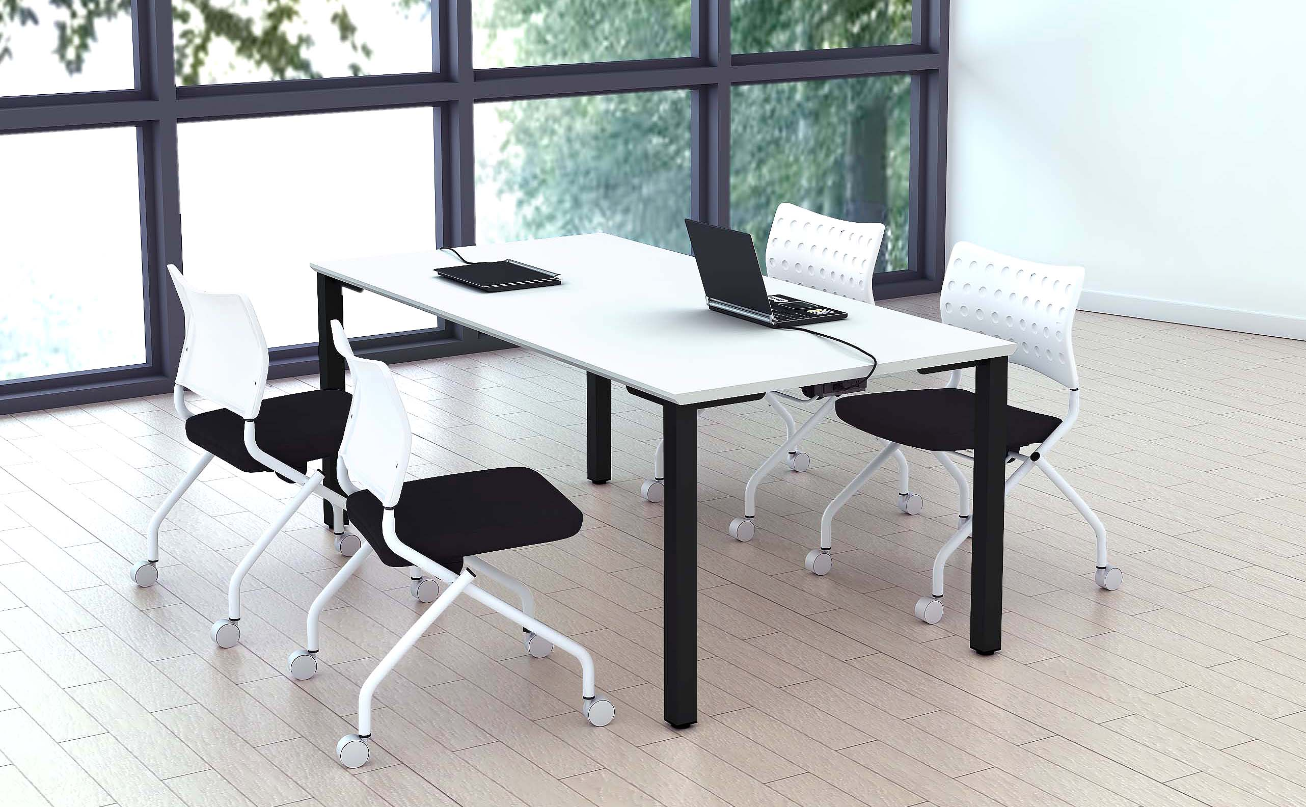 テーブル 会議テーブル ミーティングテーブル 使用イメージ