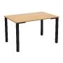 テーブル 会議テーブル ミーティングテーブル 幅120cm