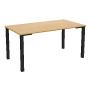 テーブル 会議テーブル ミーティングテーブル 幅150cm